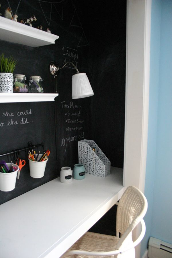 What Kind Of Permanent Paint To Use On A Chalkboard