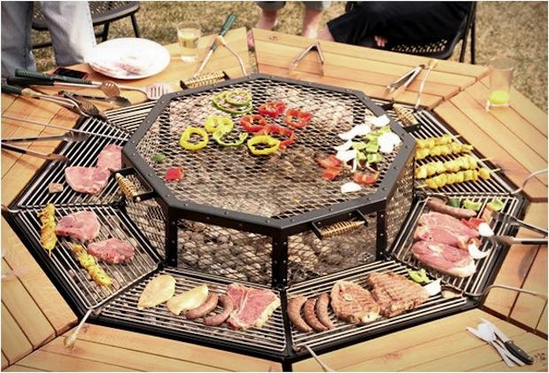 Outdoor Bbq Kitchen Bar