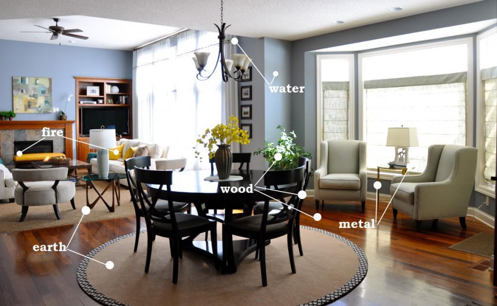 Home Interior Feng Shui Tips