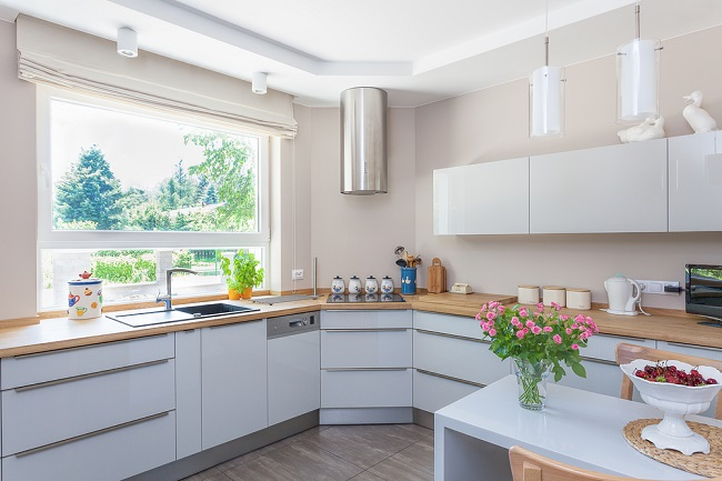 Flat Pack Kitchens >> The New Flat Pack Kitchens