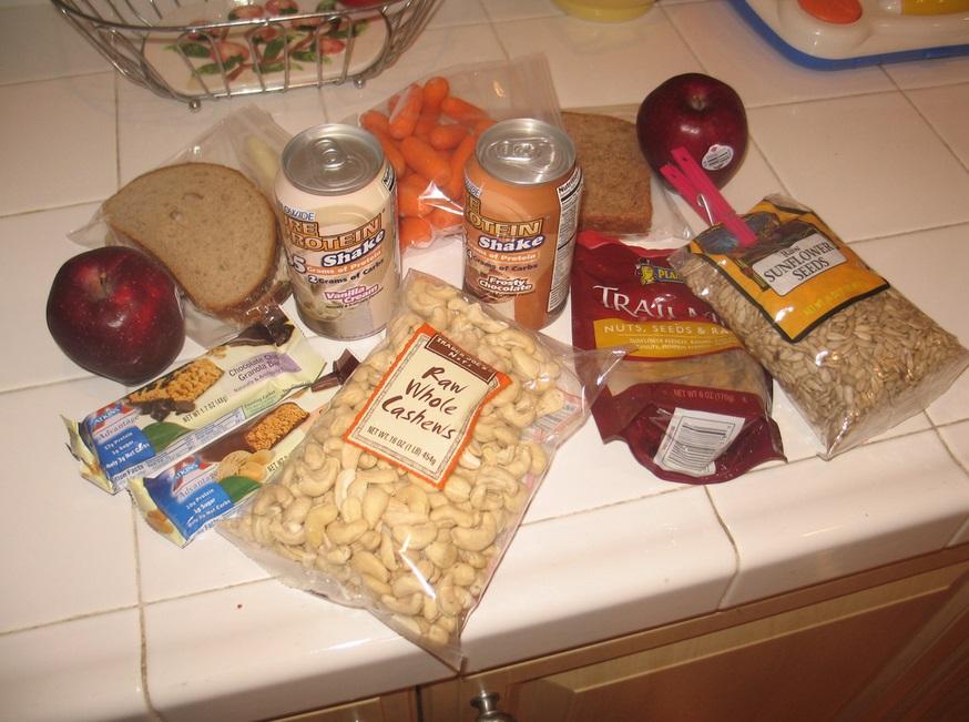 Survival Food Bars Recipe