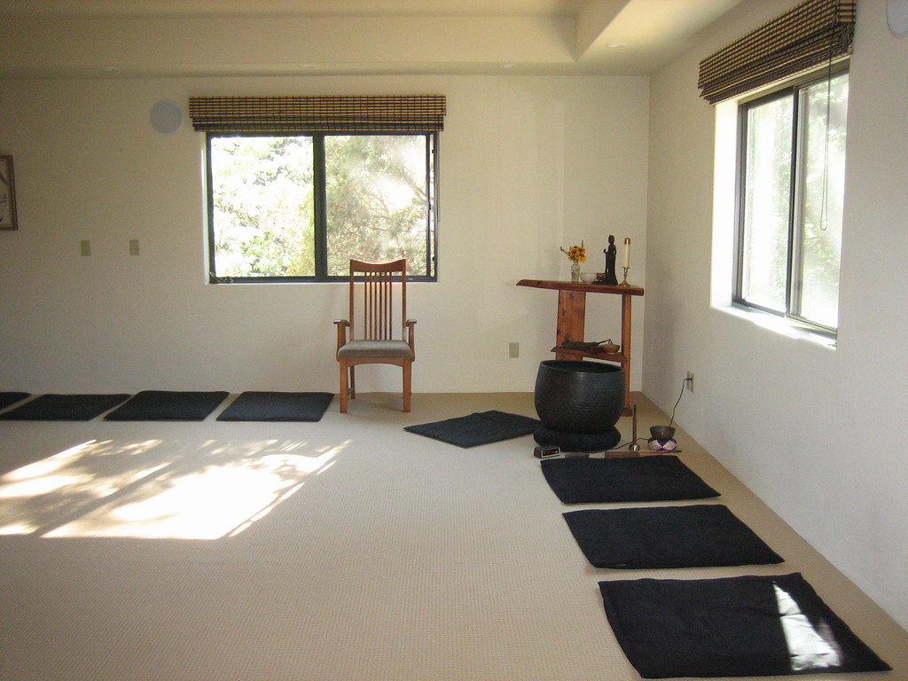 How To Create Your Own Zen Room