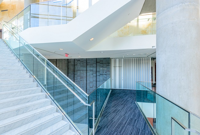How can you Beautify Your Office with Commercial Staircases?