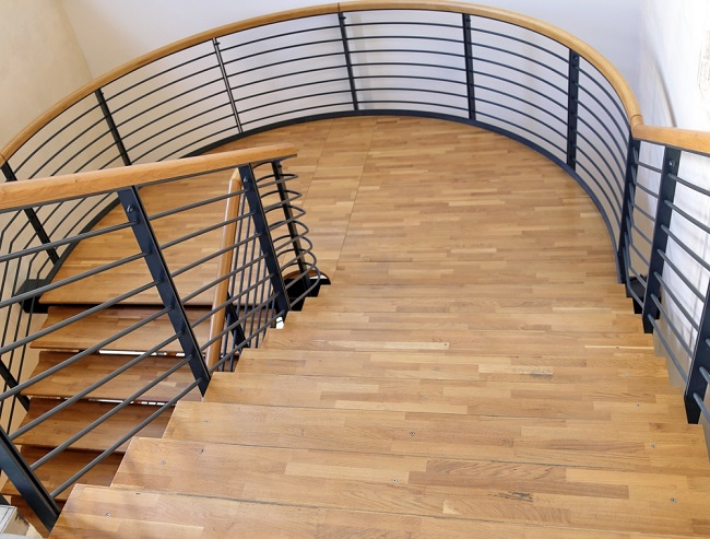 how can you beautify your office with commercial staircases