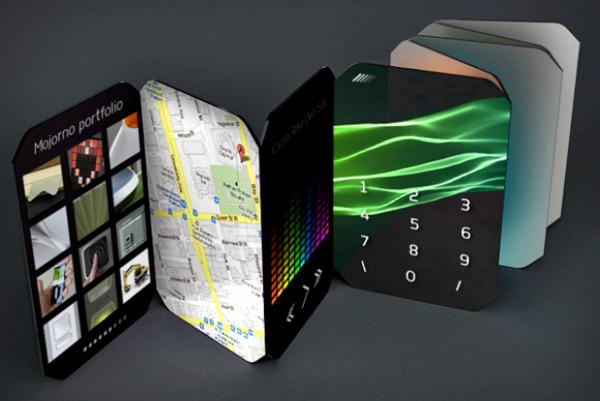 Stepping Into the Future of Mobile Phone Technology