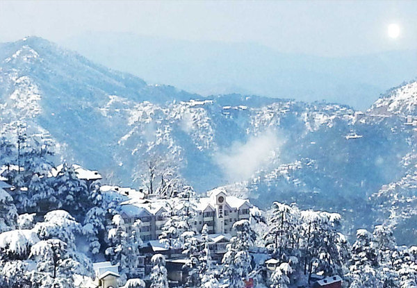 Gems of the Capital of Himachal Pradesh – Shimla