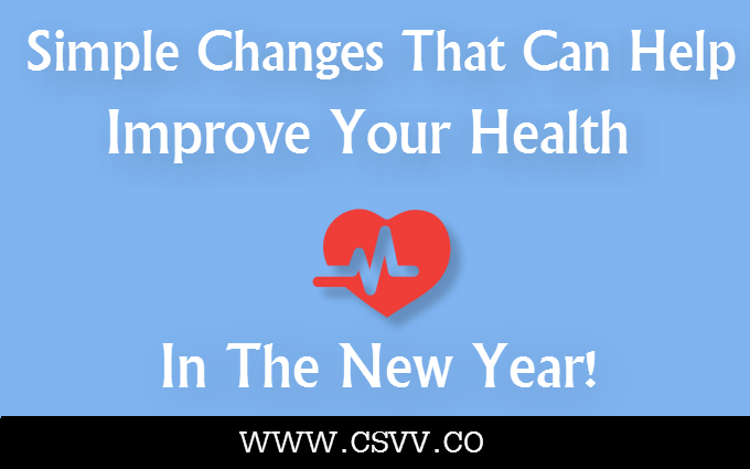 Changes That Can Help Improve Your Health