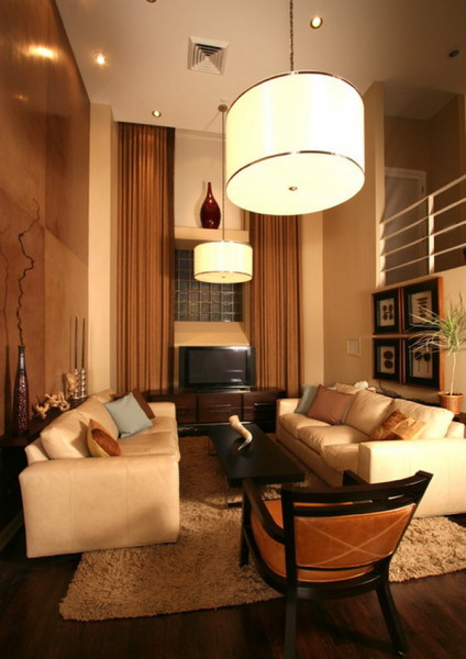 Illuminate the living room perfectly by superlight.com.au