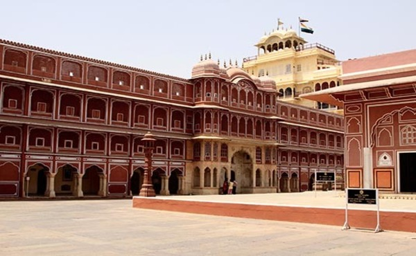 pink city of india