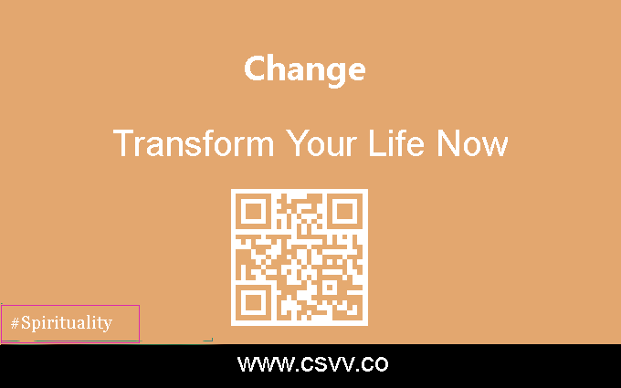 Change – Transform Your Life Now