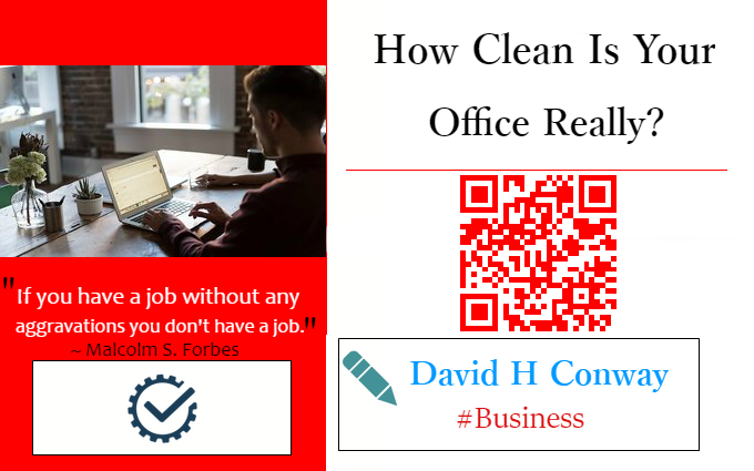 How Clean Is Your Office, Really?