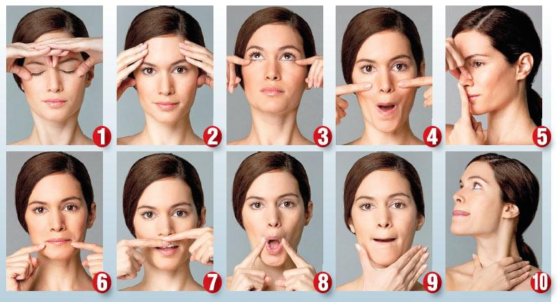 5 Amazing Benefits Of Face Yoga To Take Years Off Your