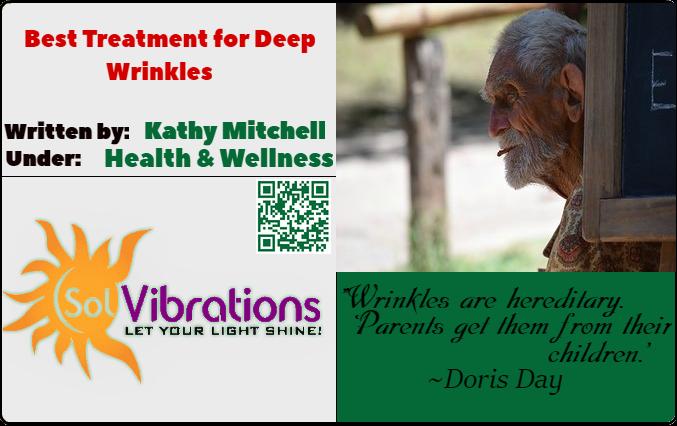 Best Treatment for Deep Wrinkles