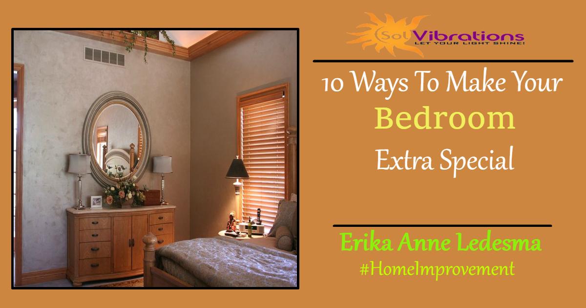Beautiful Bedrooms Basics: 10 Ways To Make Your Bedroom