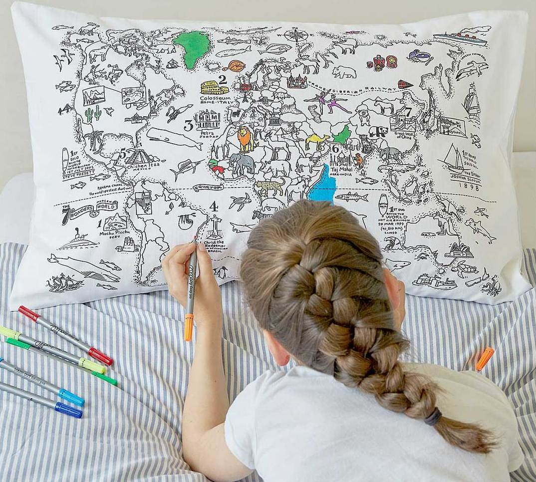 fun pillowcases for kids