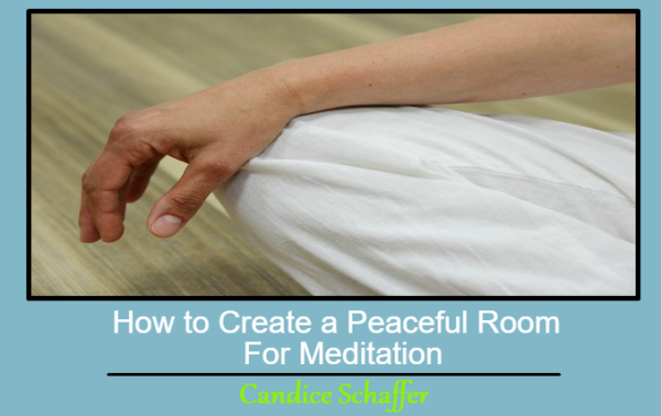 How to Create a Peaceful Room for Meditation