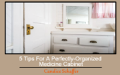The Top 5 Tips For A Perfectly-Organized Medicine Cabinet