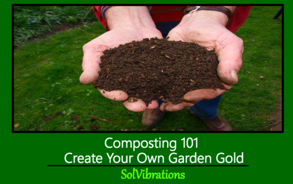 Composting 101 create your own garden gold for Design your own garden