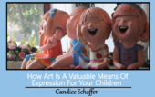 How Art Is A Valuable Means Of Expression For Your Children