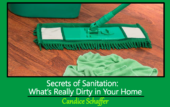Secrets of Sanitation: What's Really Dirty In Your Home