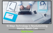 technology is revolutionizing mental health care