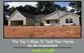 treat your home as an investment